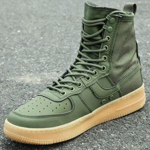 2018 أحذية عارضة الازياء التكتيكية العسكرية الجيش أحذية الخضراء الرجال الخريف تنفس للدراجات النارية أحذية Sapato ذكر للالمشي حذاء