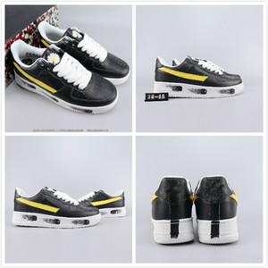 Nike Air Froce 1 2019Hot estrenar AF1 Lv8 Utilidad Medio Alto Bajo Negro Rojo Blanco Mujer Hombre zapatos de diseño froce1 Skateboad Trainer Calzado casual