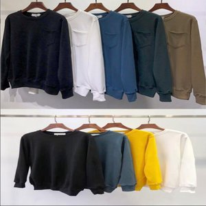 Yeni Moda sonbahar kış Erkekler 108 uzun kollu Hoodie Hip Hop Tişörtü ceket gündelik giysi S-2XL # 811 kazak kazak