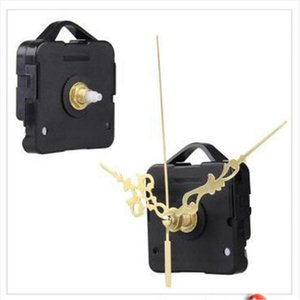 Black Gold Craft Gift Clock Watch Parts Spindle Shaft Length 13cm Clock Accessories Best DIY Quartz Clock Mechanism Movement Kit DBC BH2660