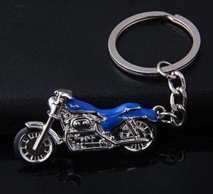 Mountain Motorcycle Pendenti Keychain nuovo modello di auto chiave colore supporto del metallo fascino del sacchetto Accessori 3D artigianato Key Chain