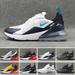 Nike Air Max 270 New 27S Kissen Sneaker Laufschuhe 27c Trainer Road Star Eisen Sprite 3M CNY Man Allgemeines Für Männer Frauen 36-45 Ohne Box G66