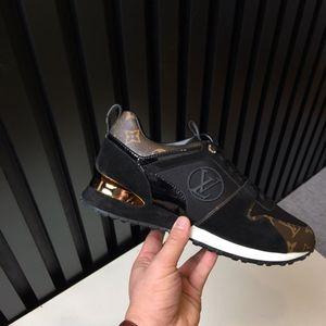 louis vuitton Lv Schnüren Sie sich oben beiläufige Schuhe Luxus-Designer Netz Turnschuhe zapatillas deportiva Tennisschuhe Eurogröße Komplettpaket