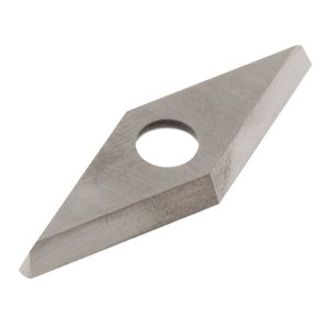 Woodworking Blade Carbide Inserts Cutter Lathe Turning Tool Rhombus Cutter Wood Turning Machine Tool Parts-1pc