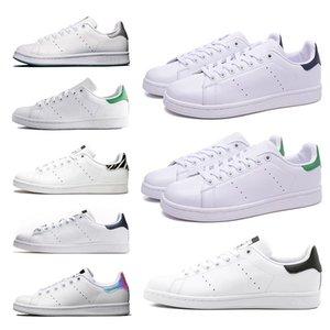 Adidas Stan erkek bayan ayakkabı smith sneaker en kaliteli yeşil beyaz kırmızı rahat ayakkabılar moda haber deri yürüyüş