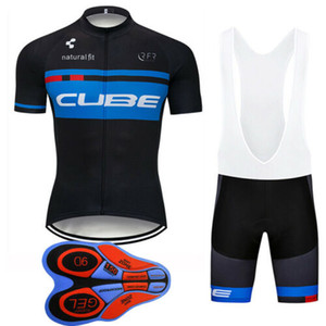 Küp siyah erkek Ropa Ciclismo Bisiklet Giyim / MTB Bisiklet Giyim / Bisiklet Giysileri / 2019 bisiklet üniforma Bisiklet Formaları 2XS-6XL B5