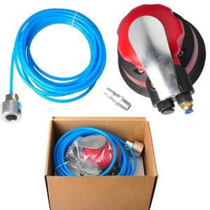 5 inç pnömatik su değirmeni pnömatik zımpara makinesi parlatma makinesi / su değirmeni parlatma