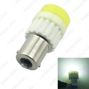 도매 백색 BA15S 1156 / S25 옥수수 속 10W 세라믹 수정 같은 LED 빛 차 LED 전구 반전 차례 빛 지원 빛 # 2714