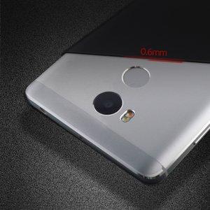 Xiaomi Redmi 4 Redmi 4 Pro Clear TPU and soild color Case For Xiaomi Redmi4 Redmi 4 Pro Back Cover Protect Skin Silicon case