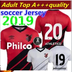 التايلاندية أتليتيكو باراناينسي كرة القدم جيرسي 2019 2020 منزل باراناينسي Camiseta دي فوتبول الرجال المنزل بعيدا كرة القدم قميص أعلى جودة