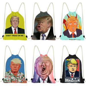 Trump-European Fashion Female Tote Bag 2020 New Quality Pu Leather ' S Trump Handbag Лента Для Волос Мяч Плечо Messenger Сумки #407