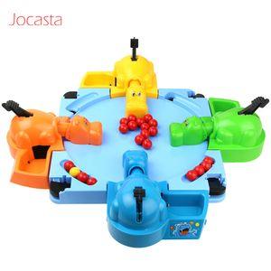 Aç Hippo Mermer Yutma Topu Oyunu Ana ve çocuklar T200602 Çocuklar için oyuncaklar Eğitici Oyuncaklar [interaktif Besleme Besleme