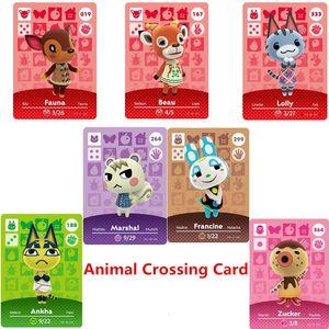 Zugriffskontrollen-Karten 264 Marschall NFC Animal Crossing Amiibo Karte neue Horizonte für die NS-Spiele Amibo Switch / lite Amiibo Karte NFC willkommen Karten