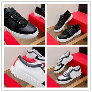 2020 dernières chaussures de lacets en cuir pour hommes mode casual lumière luxe confortable peau de vache importée supérieure sauvage antidérapante outsole2 résistant à l'usure