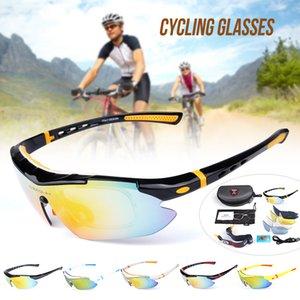 Polarized Cycling Sunglasses Bike Bicycle UV400 Goggles Sports Driving Fishing Skating Traveling Eyewear Glasses