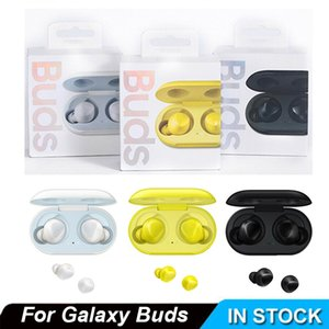 IPX6 Handsfree impermeável gomos de ouvido sem fio Earbuds inteligente TWS fone de ouvido com carregamento capa para Galaxy Buds