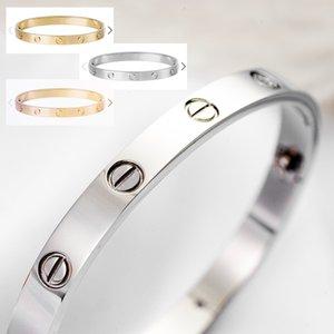 браслет любовь браслет Мужские браслеты Роскошные дизайнерские ювелирные изделия женские браслеты золотой браслет роскошный браслет теннис ювелирные изделия дизайнер jewelry1