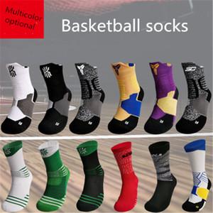 nova equipe estrela meias elite das mulheres dos homens meias de basquete para os homens profissionais toalha de fundo respirável meias esportivas de treinamento de longo
