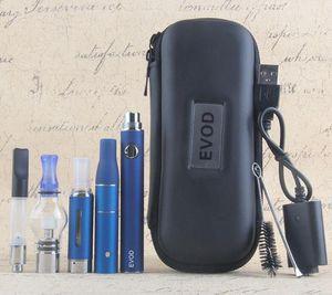 EVOD Vape 펜 G5 CE3 탱크 MT3 분무기 Evod 배터리 E CIG 전 1 전자 담배 스타터 키트와 드라이 허브 왁스 기화기에서 키트 4