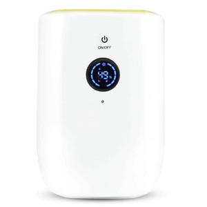 Ev nem alma sıvısı kristal kurutucu bodrum elektrik emici hava kurutucu hava nem alma makineleri nem emici otomatik kapanma led göstergesi