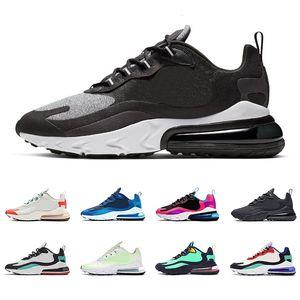 2020 nike air max 270 react moda erkekler kadınlar My yılında üçlü siyah BAUHAUS HYPER JADE OPTİK Portakal eğitmen spor ayakkabı koşucu mens geliyor koşu ayakkabıları tepki