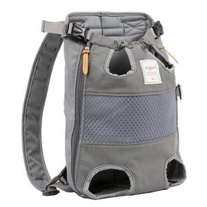 Pet Dog Carrier Backpack Mesh traspirante Camouflage all'aperto viaggio borse a tracolla maniglia per il Piccolo Cane Gatti Chihuahua