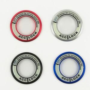 Ücretsiz nakliye aydınlık ateşleme Düğme kapağı / Chevrolet Cruze / Malibu / Aveo oto aksesuar otomobil parçaları için Halkası