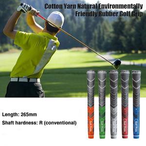 Golf Grips Clubs Grip Putter Grips PU nicht Beleg 5 Farben von Licht Ihrer Wahl buntes freies Verschiffen