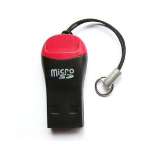 Apito USB 2.0 T-flash leitor de cartão de memória TF Card Reader leitor de cartões micro SD