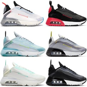 cheap 2090 running shoes for mens women trainers Anthracite Infrared Duck Camo Ice Blue Pure Platinum triple white men outdoor sport sneak