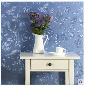 PVC Thickened Self-adhesive Wallpaper Shop Waterproof Bedroom Living Room Instant Sticker Self-adhesive Wallpaper