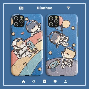 Spaceman Chai dog Huawei mate 30 mobile phone case nova6se protective cover for iPhone 11pro lovers