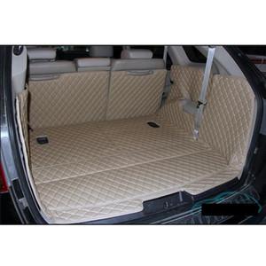 for veracruz leather car trunk mat cargo liner 2006 2007 2008 2009 2011 2012 2013 2014 2015 ix55 luggage rug