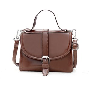 Free2019 Bag Allgleiches Tide Atmosphere Oblique Satchel Saddle Einzelschulter Portable Woman Package