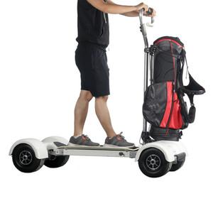 최신 전기 골프 카트 1000W / 60V 10.5inch 풍선 4 4 휠 전기 스쿠터 골프 자동차 전기 스쿠터 (가방 포함되지 않음)