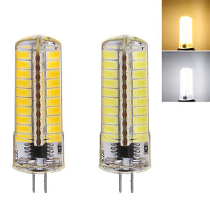 LED G4 5W 5730 SMD 80LED silicone dimmable LED bulb AC110V 220V energy saving suitable for office