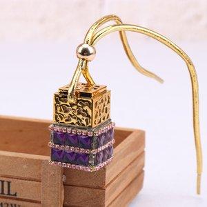 Automobile Perfume garrafa vazia Retrovisor central manuais Set em garrafas Broca Suspensos criativa Popular com alta qualidade 9rc J1