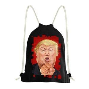Trump Sac à dos Sacs à dos Trump luxe sac à main en cuir Wallet épaule Sac d'embrayage Sacs Trump T19 # 183