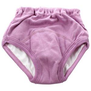 4 X 아기 유아 소녀 귀여운 4 레이어 방수 변기 트레이닝 바지 재사용
