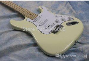 Vente chaude crème classique frets blanc st guitar.22 strat guitar.Journeyman électrique st2019 version rétro guitar.classical bateau libre