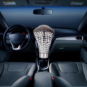 Manuel / Otomatik Araç LED Işık Kol değiştiren Cobra Başkanı Araba vites topuzu Çubuk değiştiren Vites Değiştirme Düğmesi