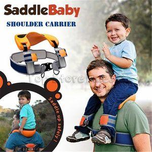 SaddleBaby Shoulder Carrier pack Modelo Baby Holder Mochilas para viajes al aire libre Caminar al por mayor y al por menor W14218