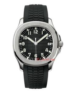 4 5167A-001 faixas de borracha Assista Aquanaut 40mm Cor Nautilus Transparente Mecânica Automatic Mens Relógios Orologio di Lusso
