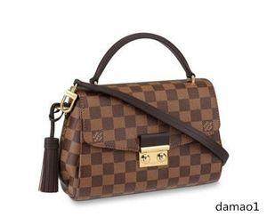 Croisette N53000 2018 New Women Fashion Shows Shoulder Totes Handbags Top Handles Cross Body Messenger Bags
