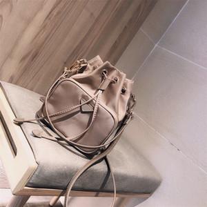Дизайнерская сумка через плечо сумка хорошего качества ведро два цвета #CFY2003134