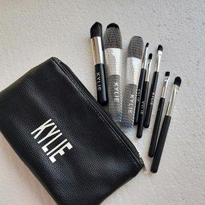 brand 8pcs set cosmetics Makeup Brushes foundation powder blush Makeup Brushes High Tech Make Up Tools Professional Makeup Brush set