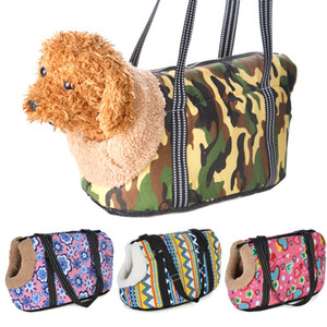 Cozy & Soft Pet Carrier Bag Dog Backpack Puppy Pet Cat Shoulder Bags Outdoor Travel Slings for Small Dogs Chihuahua Pet Products