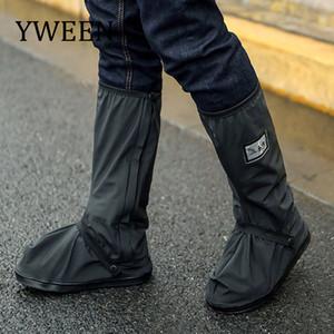 YWEEN Scarpe all'ingrosso della protezione impermeabile Boot Copertura del motociclo bici di riciclaggio della pioggia boot calza le coperture T200630