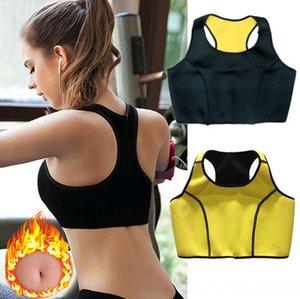 Tight fitness Underwear half body shaping sports vest yoga women's sports bra sweating bodybuilding vest