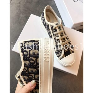2020 Woman designer luxury hand Spring And Autumn Shoe r Embroidery Shoes fashion Luxury designer of Luxury Designer basketball sandals